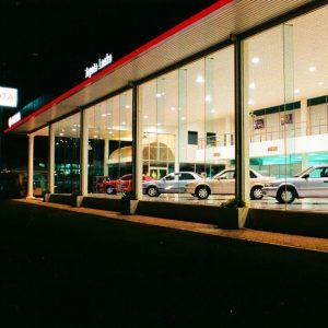 Toyota Car Show Room