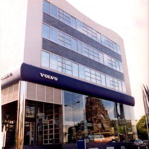 Volvo Car Show Room