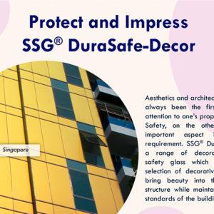 Protect and Impress SSG<sup>®</sup> DuraSafe-Decor