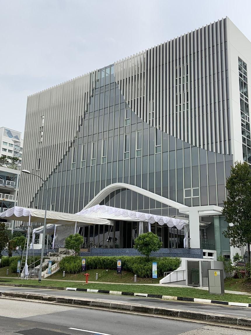 Dhammakaya Centre Singapore