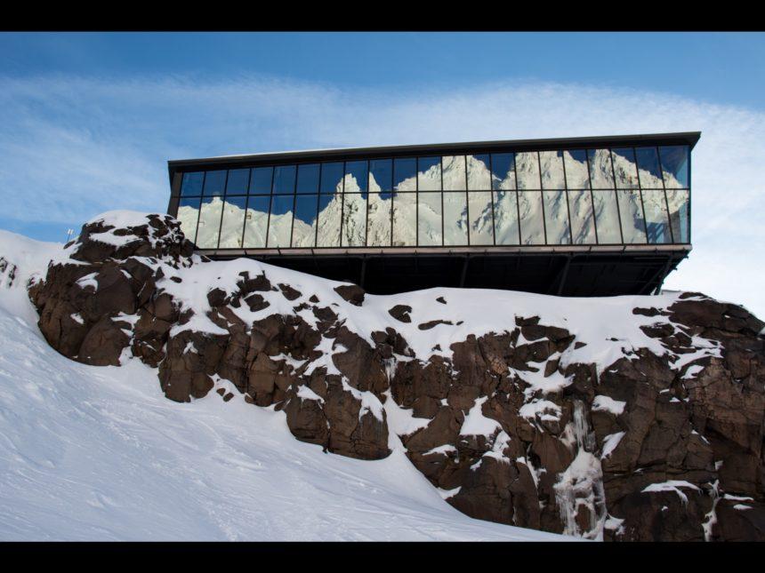RAL Knoll Ridge Café, Whakapapa Ski Area